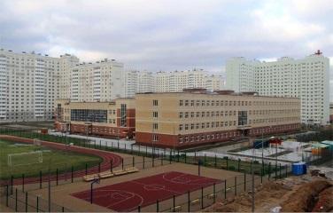 Площадка Робоцентра Полигон в Балашихе