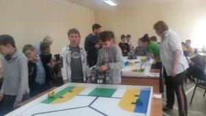 Занятия по подготовке к участию в робототехнических мероприятиях