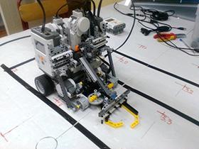 Курс по робототехнике Робототехника и программирование на Small Basic / 11+