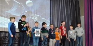 Команда Робоцентра Полигон на Робомарафоне 2019