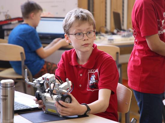Подготовка к робототехническим соревнованиям в ЛИОП ЦПМ