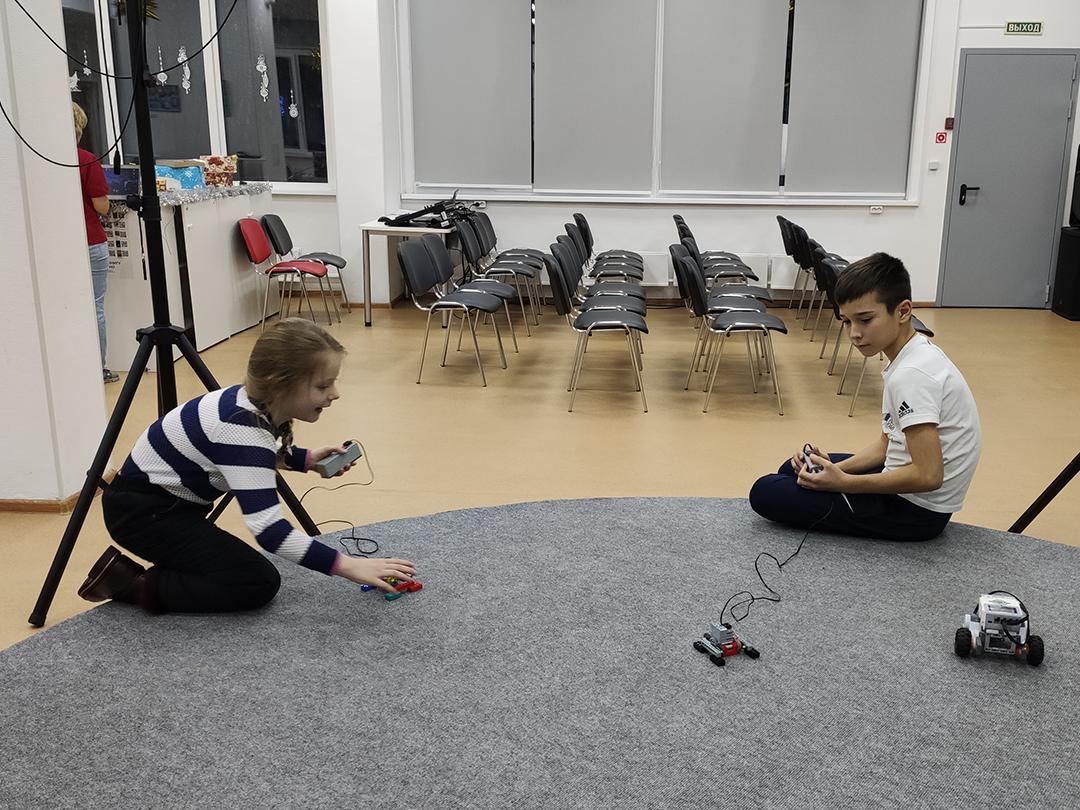 Робототехника для школьников в Алтуфьево и Бибирево
