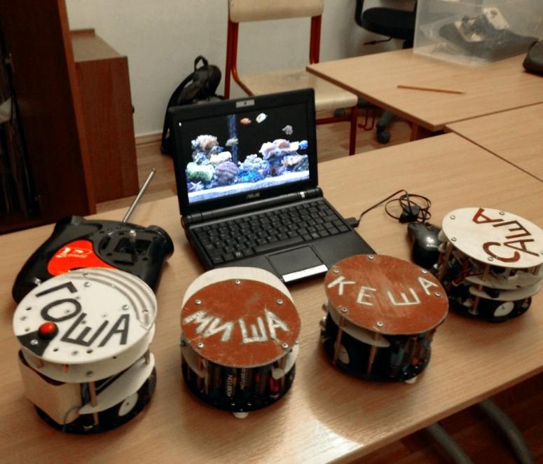 Роботы на Arduino