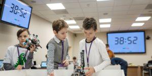 Команда Робоцентра Полигон на КРОК 2019